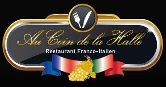 Logo du Restaurant : Au coin de la halle